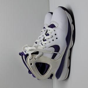 Nike Huarache 2008 Basketball Hi-Top Unisex Sneakers Shoes 8.5 or Men's 7